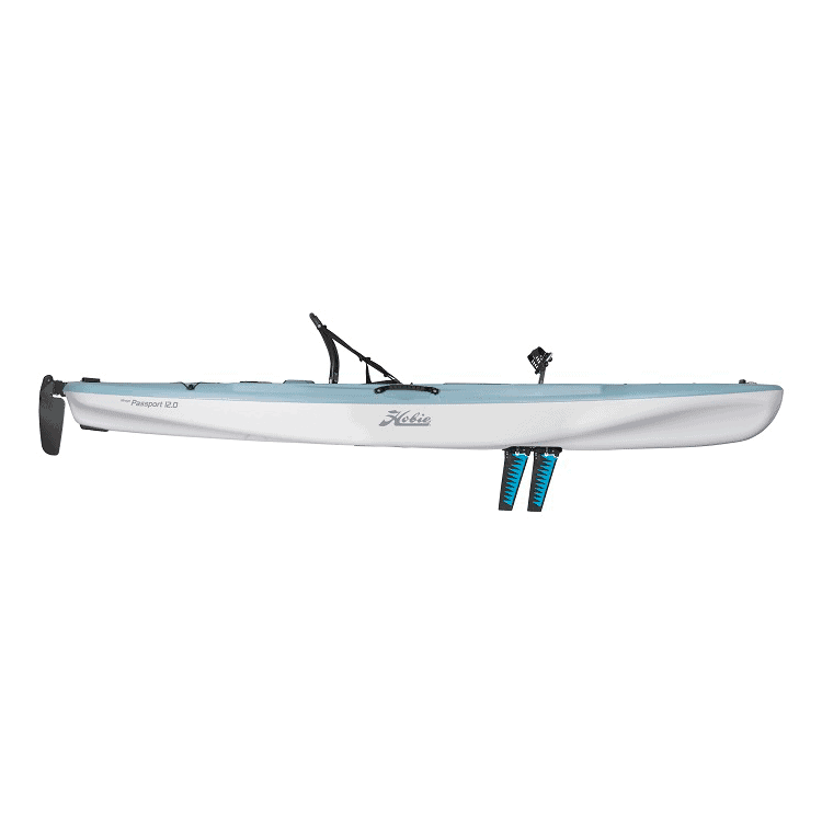Hobie Mirage Passport 12.0 DLX Side