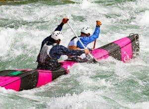 Best Tandem Kayak For Rapid River