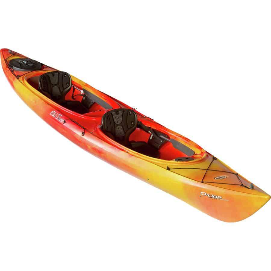 Old Town Dirigo Tandem Kayak