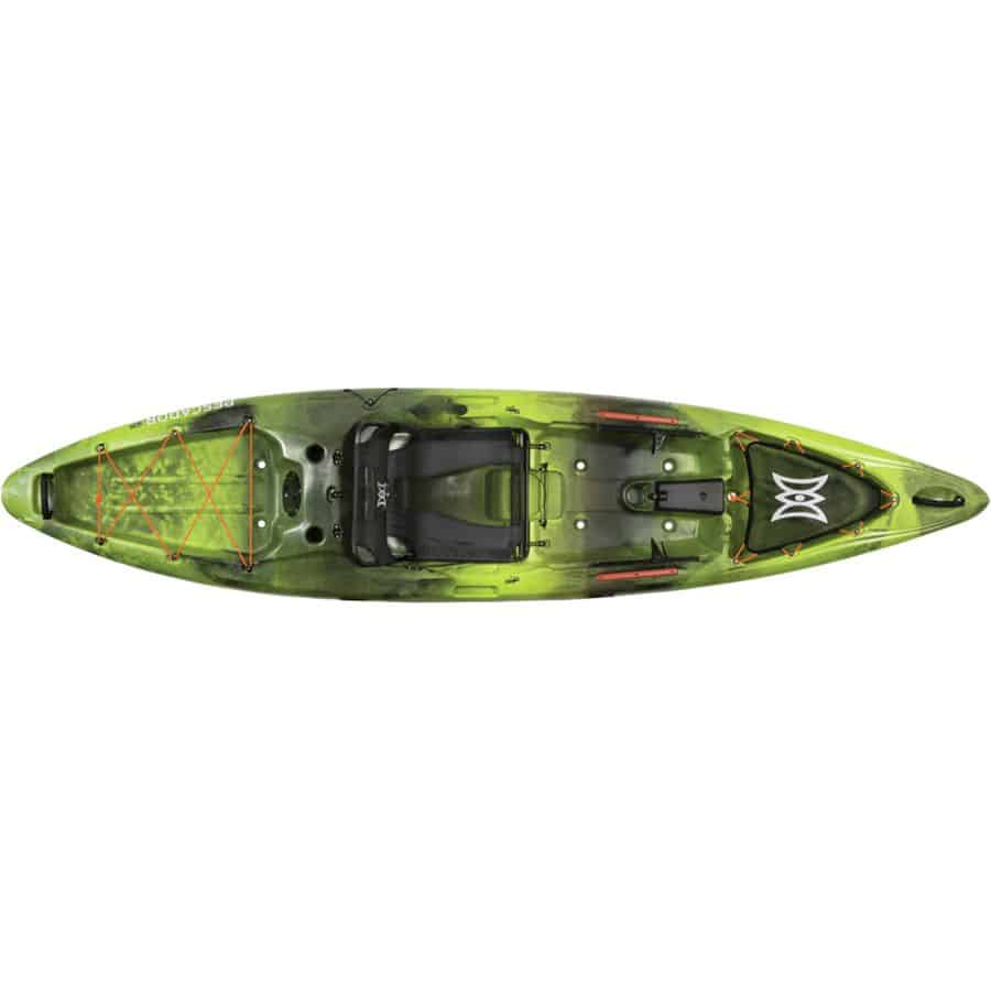Top View Pescador Pro Kayak