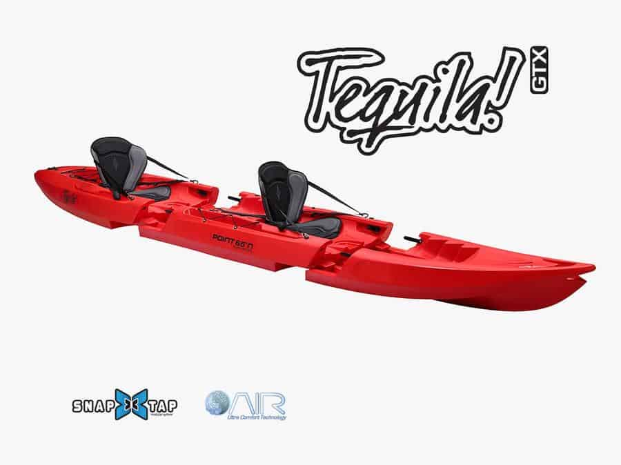 Tequila GTX Solo-Tandem