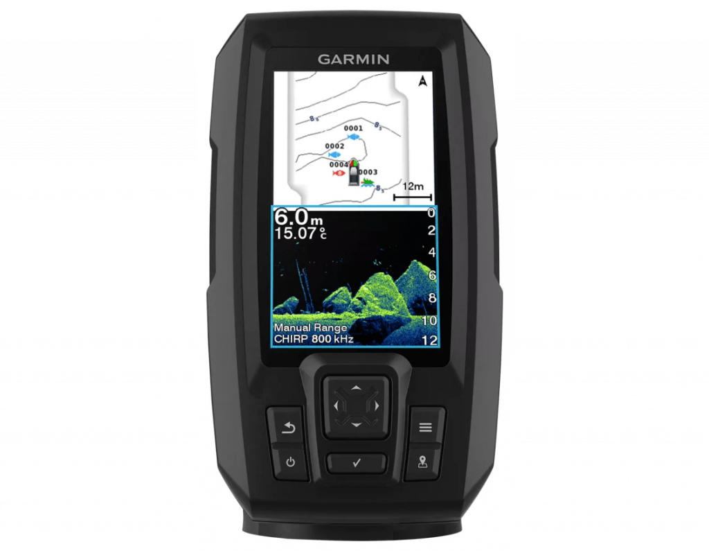 Garmin STRIKER Vivid 4 Fishfinder