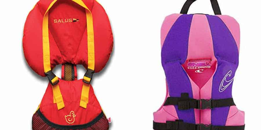 How Safe Are Infant Life Jackets
