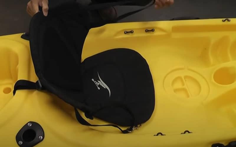 Ocean Kayak Comfort Plus Seat Back FI