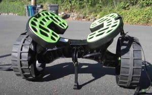 RAILBLAZA Ctug Kayak or Canoe Trolley Cart FI