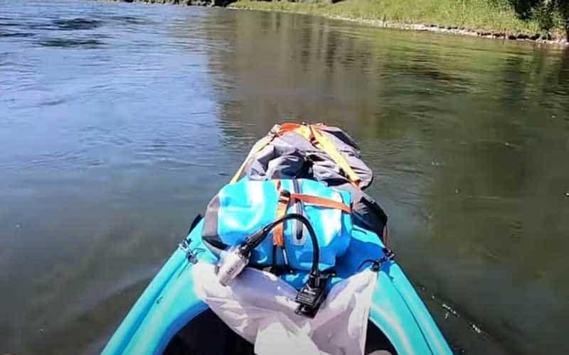 Can A Kayak Hold A Cooler FI