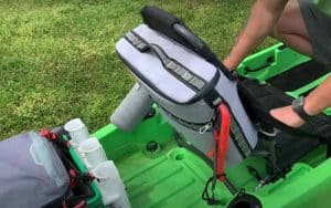 How Do You Attach A Cooler To A Kayak