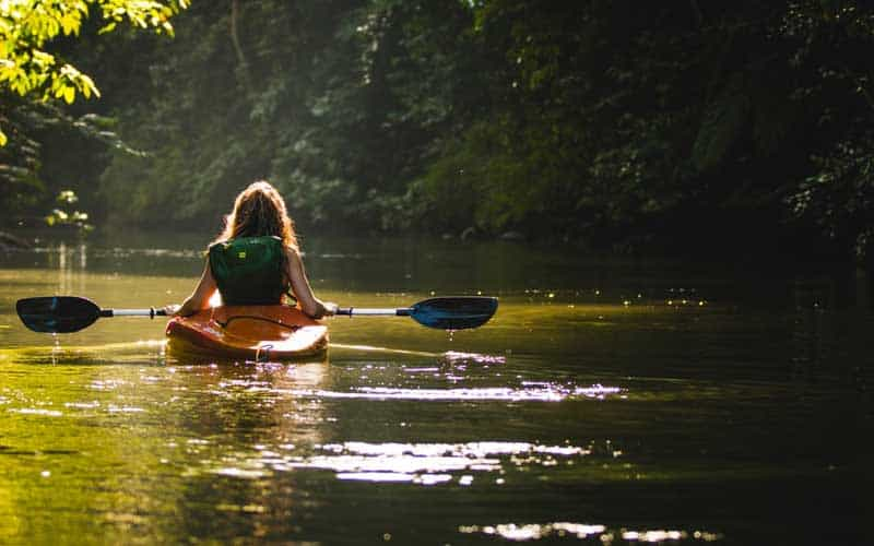 How To Choose The Best Kayak Paddle FI